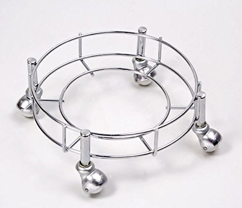 Stainless Steel Cylinder Trolly