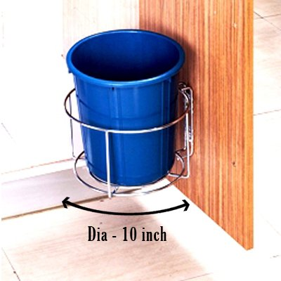 Stainless Steel Bin Holder