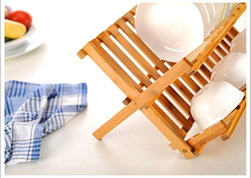 bamboo dishrack, Dish Rack
