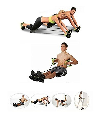 Exercise Roller -Complete Body Workout Machine