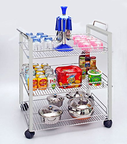 Multipurpose Steel Trolley