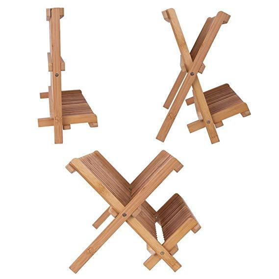 bamboo dishrack, Dish Rack