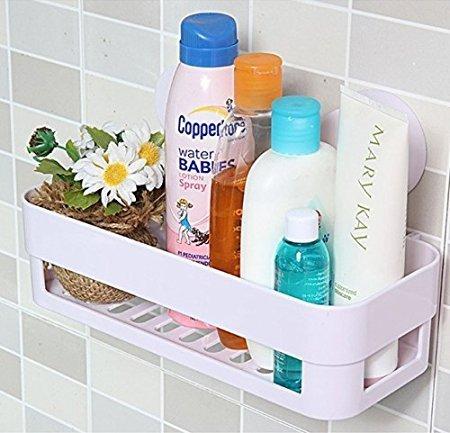 Plastic Bathroom Racks and Shelves