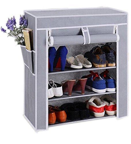 Folding Show Rack, Shoe Cabinet, Shoe Organiser, Shoe Rack, Shoe Stand
