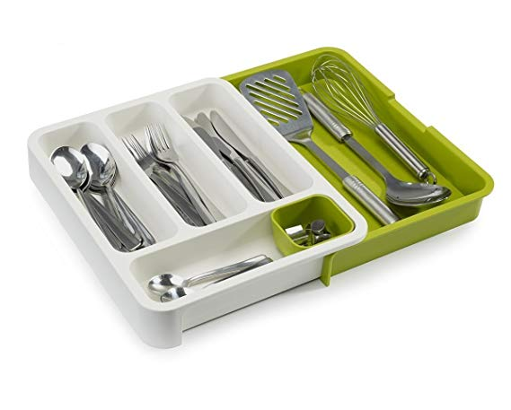 Plastic Drawer Organiser/ Expandable Cutlery Tray