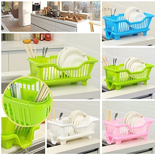 Dish Drainer, Dishrack, dishracks, kitchen dishrack, Plastic Dishracks, utensils rack
