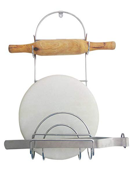 Chakla Belan Stand, Kitchen Accessories, Rolling Pin Holder