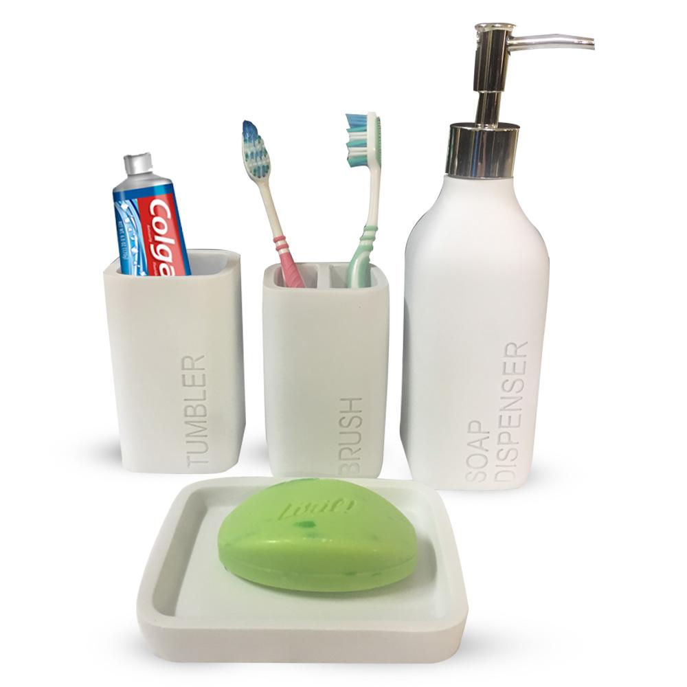 Bathroom Accessories, Bathroom Soap Dispenser, Designer Soap Dispenser Set, Modern Soap Dispenser, Stylish Soap Dispenser