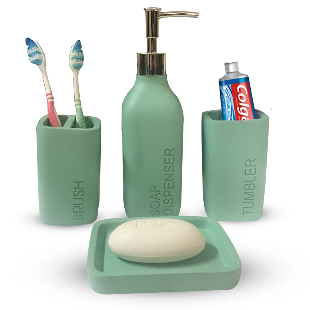 Soap Dispenser Set Online Bath