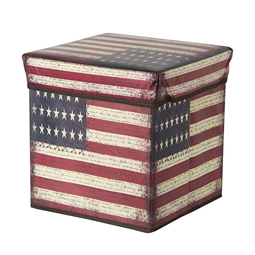 storage boxes, storage stool, foldable stool, storage organisers, storage stool, fabric storage boxes