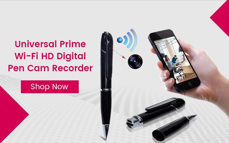 Hidden Camera Pen, Pen Spy Camera, Smart Pen, Spy Camera Pen
