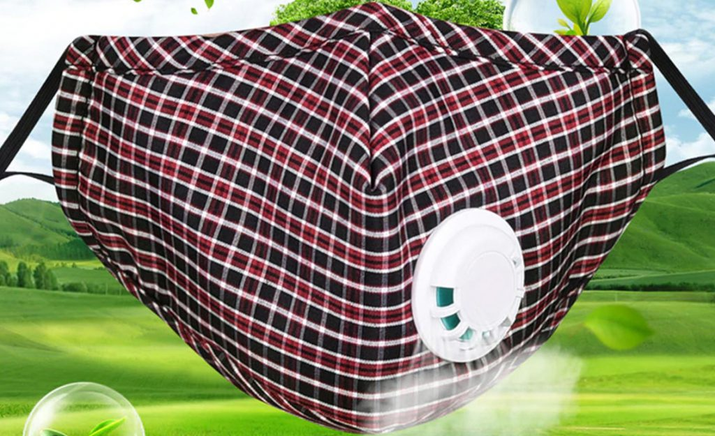 anti pollution mask buy online india