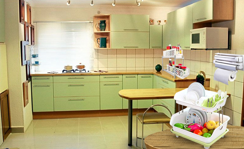 Kitchen Organiser, Kitchen Accessories