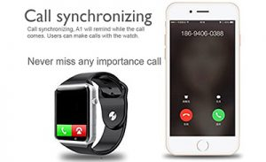 A1bluetooth smartwristwatch, smart watch, bluetooth smartwatch, smartwatch with sim card slot, android smartwatch, apple clone watch