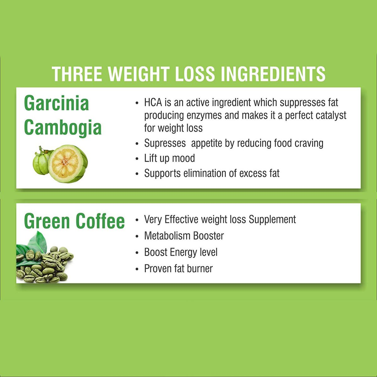 garcinia cambogia capsules/pills, weight loss supplements, fat burning supplements, natural weight loss supplements