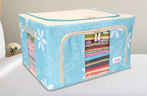 Foldable Clothes storage Bag, wardrobe organiser, closet organiser, foldable clothes storage bag