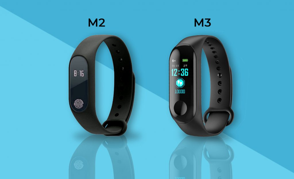 Fitness Band, Smart Android/IOS Bands, fitness watch, M2 Fitness Band, M3 stylish fitness band