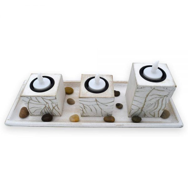 candle holders, candle holder centerpiece, flameless candles