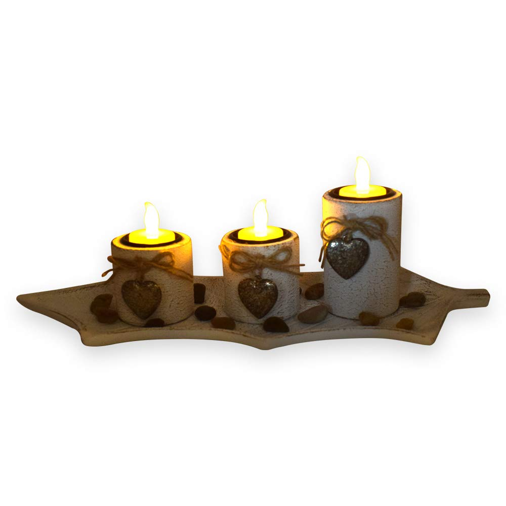 candle holder, candle tray holder, round wooden candle holders, round candle holder, candle tray set, candle holders, candle tray centerpiece