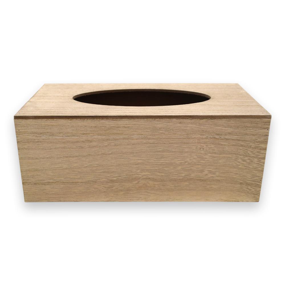 Wood Finish Tissue Box Holder, Stylish Tissue Box, Tissue Paper Box, Tissue Paper Box Holder