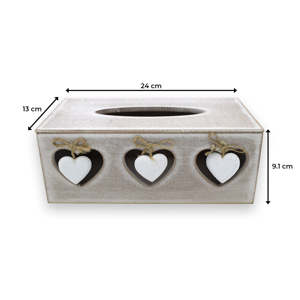 Wood Finish Tissue Box Holder, Stylish Tissue Box, Tissue Paper Box, Tissue Paper Box Holder