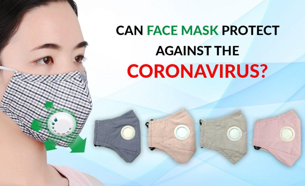 Face Mask Protect against Coronavirus