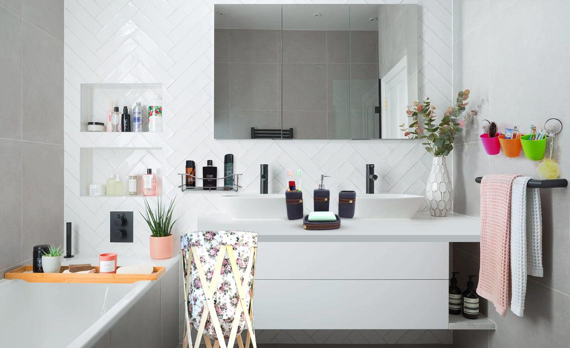 buy bathroom accessories online, buy bathroom accessories online India