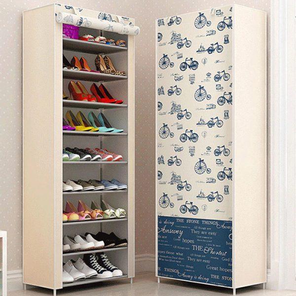 8 layer Shoe Storage Rack